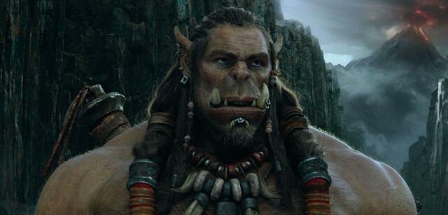 Durotan in Warcraft: The Beginning