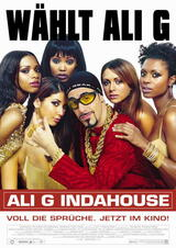 Ali G Indahouse - Poster