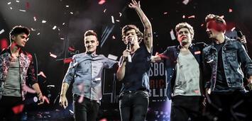 Bild zu:  One Direction: This Is Us