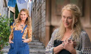 Mamma Mia 2: Lily James und Meryl Streep als Donna