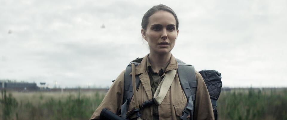 Auslöschung mit Natalie Portman