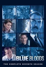 Blue Bloods - Crime Scene New York - Staffel 7 - Poster