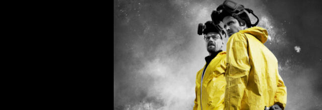 Breaking bad season 3 banner