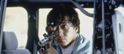 Jackie Chan in Jackie Chans Erstschlag