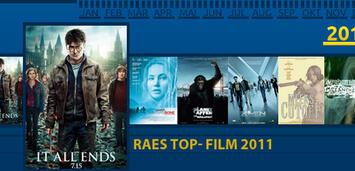 Bild zu:  Raes Film des Jahres: Harry Potter und die Heiligtümer des Todes 2