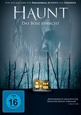 Haunt - Das Böse erwacht - Poster