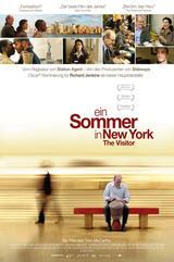 Ein Sommer in New York - Poster