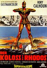 Der Koloss von Rhodos - Poster