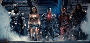 Bild zu:  Die Justice League