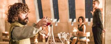 Tyrion: Den Drehbuchfrust im Wein ertränken