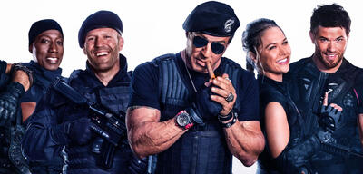 Jetzt auch expendable: Sylvester Stallone