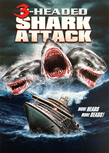 Headed Shark Attack Movie