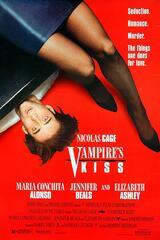Vampire's Kiss - Poster