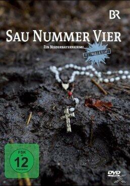 Sau Nummer vier. Ein Niederbayernkrimi