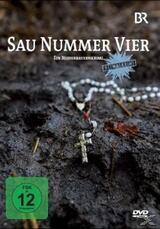 Sau Nummer vier. Ein Niederbayernkrimi - Poster