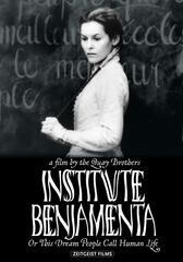 Institut Benjamenta oder Dieser Traum, den man menschliches Leben nennt