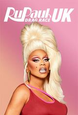 RuPaul's Drag Race UK - Staffel 2 - Poster