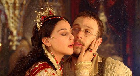 The Brothers Grimm mit Heath Ledger und Monica Bellucci