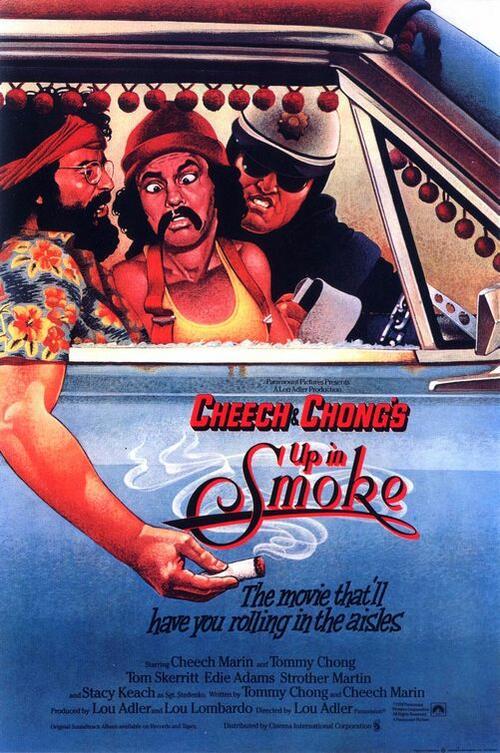 Cheech and chong viel rauch um nichts ganzer film