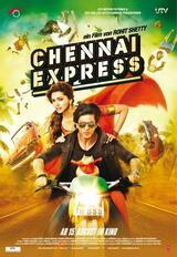 Chennai Express - Poster