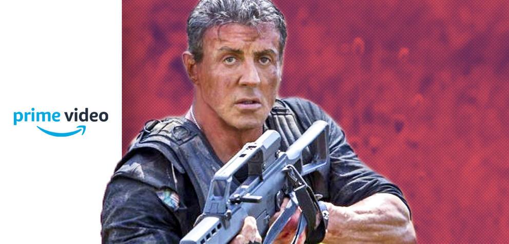 Jetzt bei Amazon Prime:The Expendables mit Sylvester Stallone