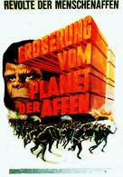 Eroberung vom Planet der Affen