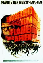Eroberung vom Planet der Affen Poster