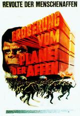 Eroberung vom Planet der Affen - Poster