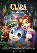 Clara und der magische Drache - Poster