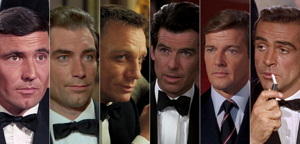 James Bond Alle Darsteller