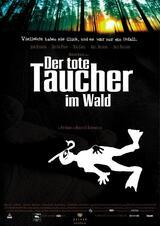 Der tote Taucher im Wald - Poster