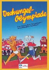 Dschungel-Olympiade - Poster