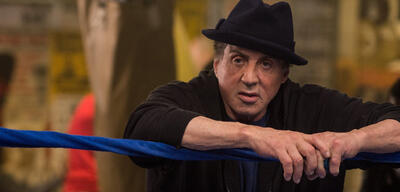 Wieder am Ring -Sylvester Stallone in Creed