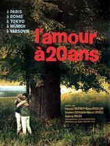 Liebe mit zwanzig - Poster