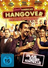Vince's American Hangover - Die wilde Partynacht - Poster