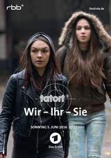 Tatort: Wir - Ihr - Sie - Poster