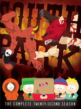 South Park - Staffel 22 - Poster