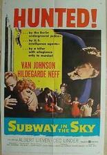 U-Bahn in den Himmel