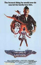 Der Große Santini - Poster