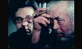 The Other Side of the Wind mit John Huston und Peter Bogdanovich - Bild 1