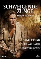 Schweigende Zunge - Silent Tongue