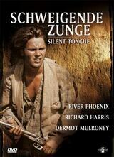 Schweigende Zunge - Silent Tongue - Poster