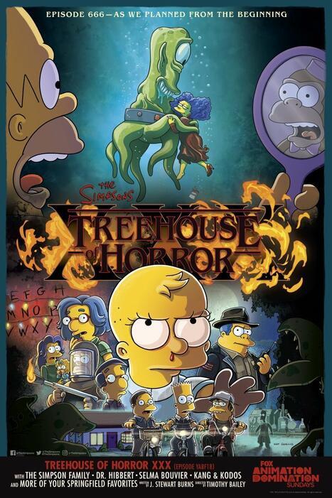 Die Simpsons - Staffel 31