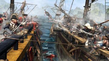 Assassin's Creed IV: Black Flag erfrischte mit Schiffskämpfen.