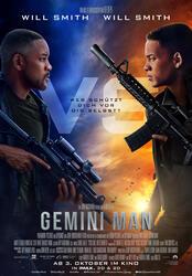 Gemini Man Poster