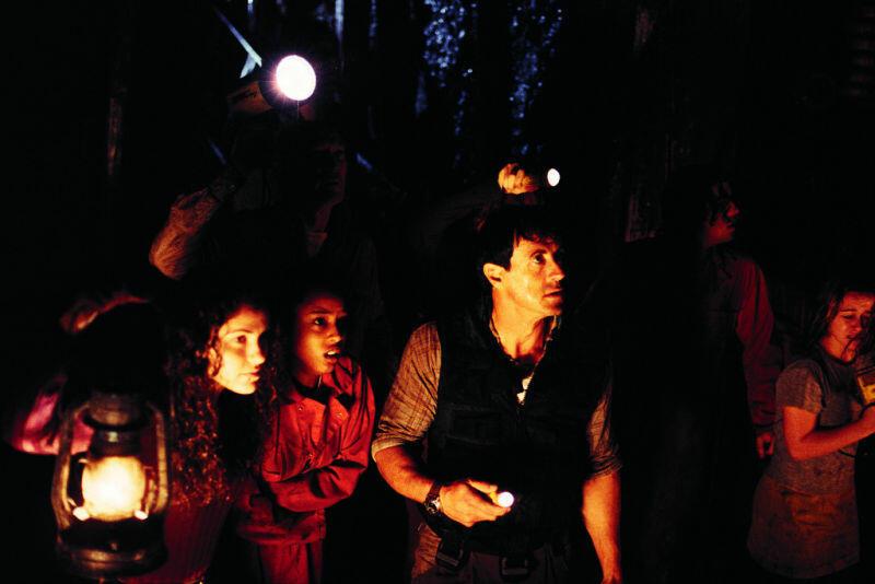 Daylight mit Sylvester Stallone und Amy Brenneman