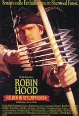 Robin Hood - Helden in Strumpfhosen - Poster