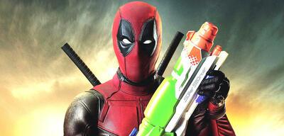 Deadpool-Fantastic 4-Crossover