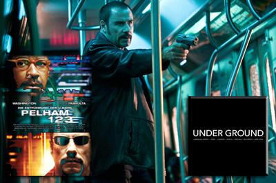 Abenteuer U-Bahn: John Travolta macht es spannend