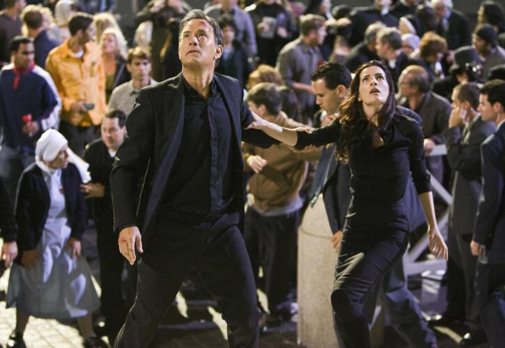 Illuminati mit Tom Hanks und Ayelet Zurer